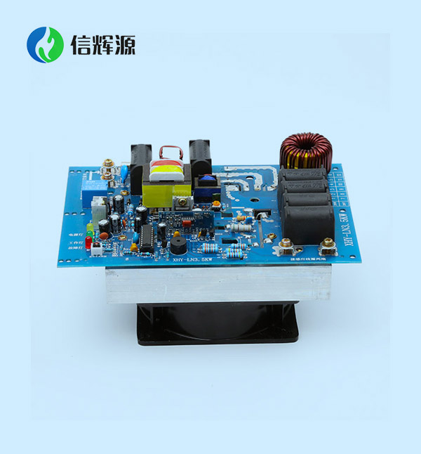 220v3.5Kwdian磁加热kong制板