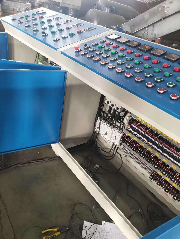 废电池分解炉采用足球kai户官网电磁加re器升温500度?